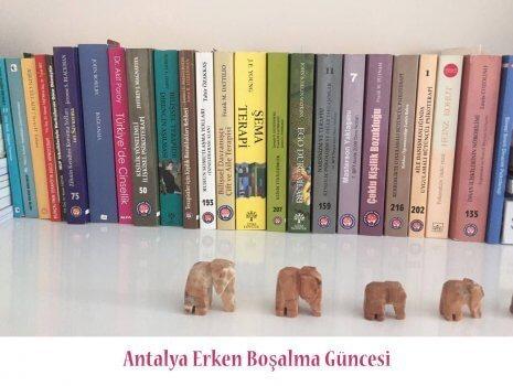 Antalya Erken Boşalma Güncesi