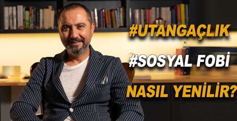 Antalya Sosyal Fobi Güncesi